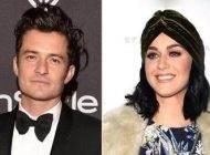 کیتی پری با بازیگر مشهور اورلاندو بلوم وارد رابطه شد