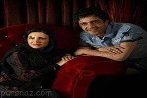 بیوگرافی و عکس های مجید یاسر و همسرش