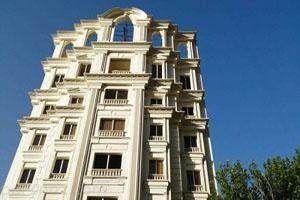 نگاهی به سبک رومی در نمای ساختمان ها
