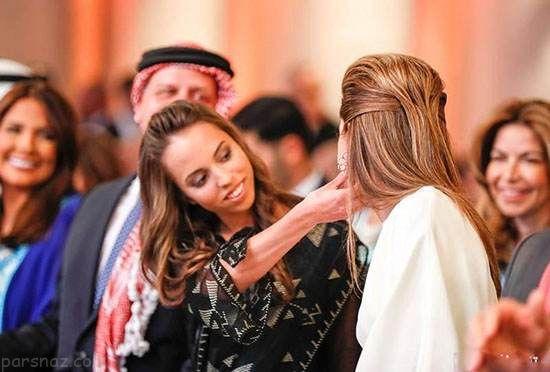 عکس های رانیا عبدالله ملکه زیباروی اردن