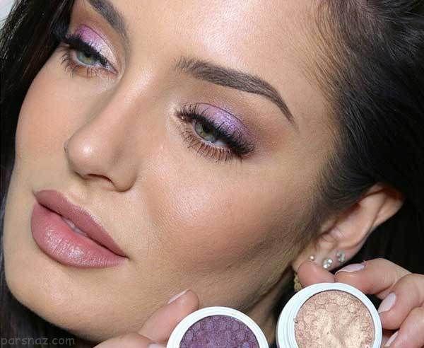 مدل میکاپ و آرایش زنانه زیبا و جذاب 97 - 2018