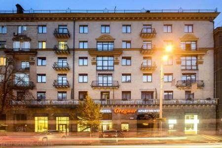 معرفی مکان های گردشگری شهر کیف در اوکراین
