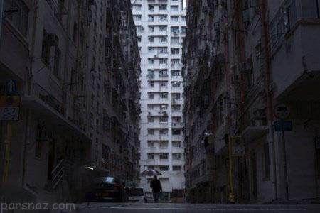 خانه های هنگ کنگ که لقب تابوت دارند