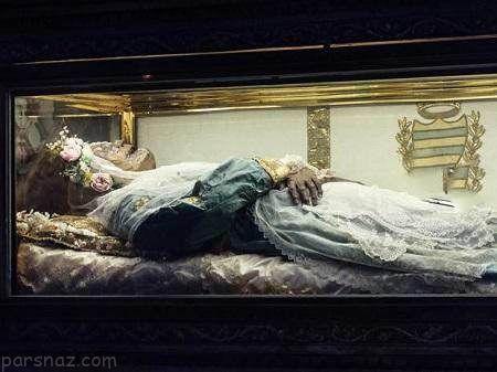 معروف ترین اجساد مومیایی شده در دنیا را بشناسید