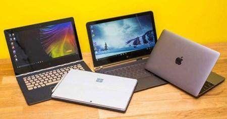 بررسی و معرفی بهترین لپ تاپ های روز دنیا 2017