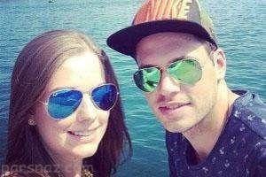 دانیال داوری فوتبالیست ایرانی با دختر سوئیسی ازدواج کرد