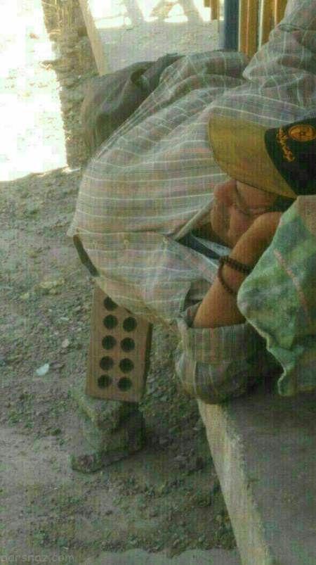 عکس های خنده دار و سوژه های روز ایران (217)