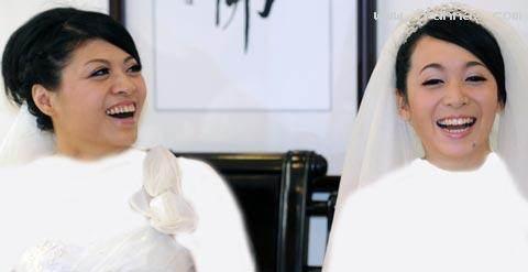 تصاویر شرم آور و احمقانه از ازدواج همجنس گرایان