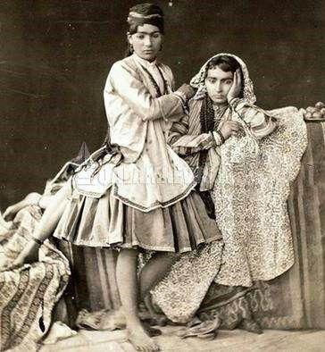 زنان چاقی که زیبارویان درباره قاجار بودند