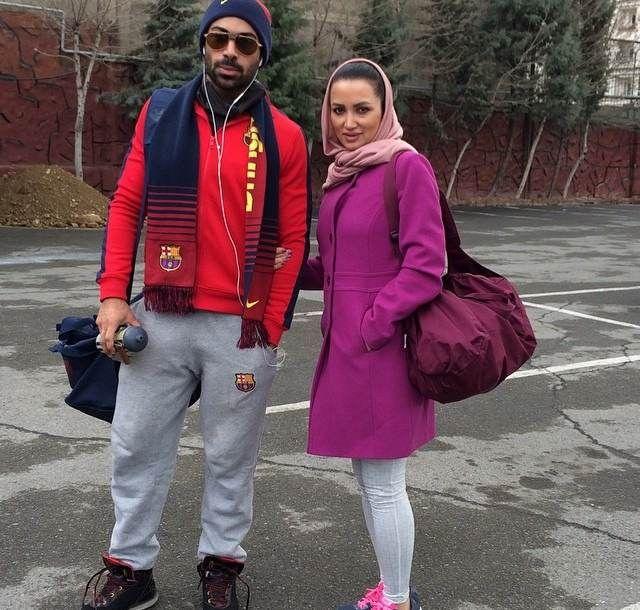 روناک یونسی برای بار دوم باردار شد +عکس