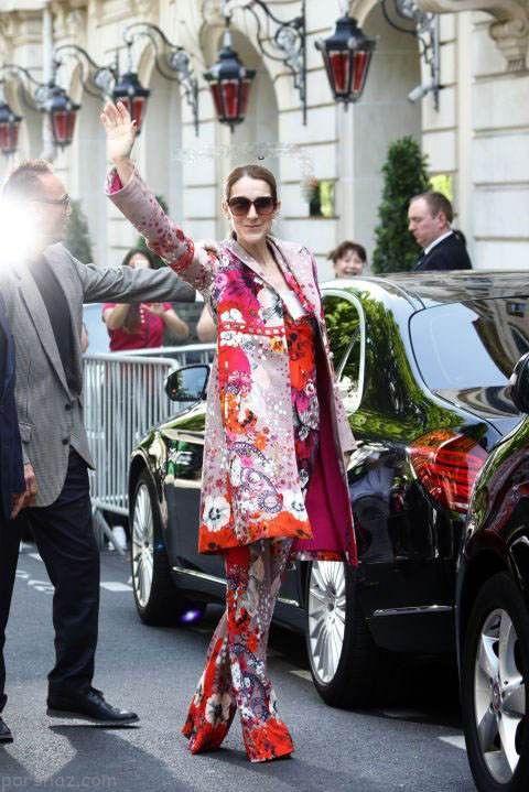 مدل لباس بازیگران و ستاره ها در هفته مد نیویورک