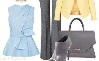 شیک ترین ست لباس زنانه تابستانی ویژه شیک پوشان