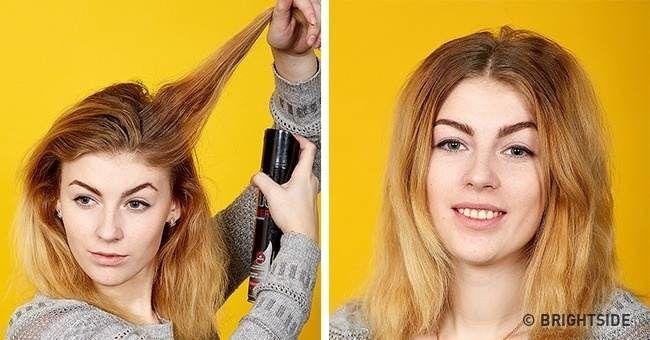 بهترین روش ها برای حجم دار کردن موی خانم ها