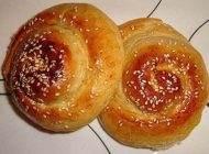 طرز تهیه نان شیرمال خانگی خوشمزه و عالی