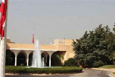 دختر شایسته لبنان در کاخ ریاست جمهوری دیده شد