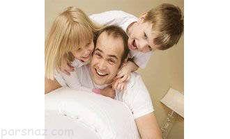 3 حقیقت چالب درباره پدران و فرزندان