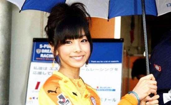 چهره زیبای دختر 13 ساله مدل ژاپنی جنجال به پا کرد