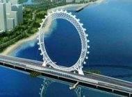 عظیم ترین چرخ و فلک جهان را در چین ببینید