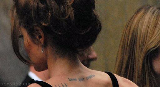 50 نکته خصوصی از زندگی آنجلینا جولی