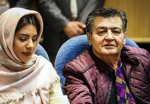سخنان خط قرمزی رضا رویگری درباره همسرش در برنامه زنده