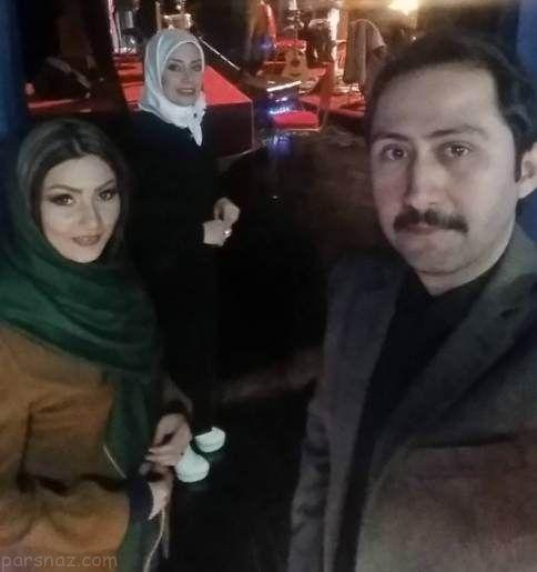 تصاویر خانوادگی بازیگران و ستاره های مشهور ایرانی