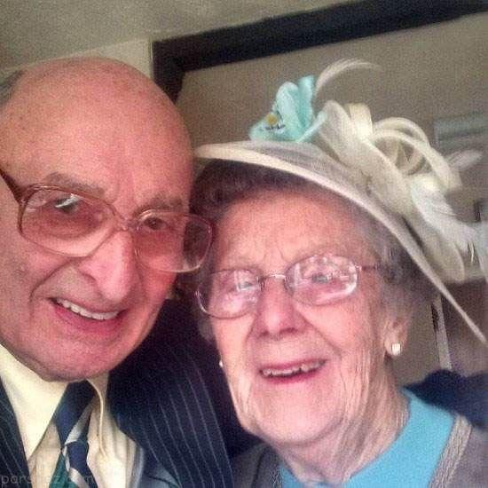 اینستاگرام عاشقانه پیرمرد 86 ساله جنجالی شد