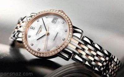 مدل های لوکس ساعت زنانه برند Longines