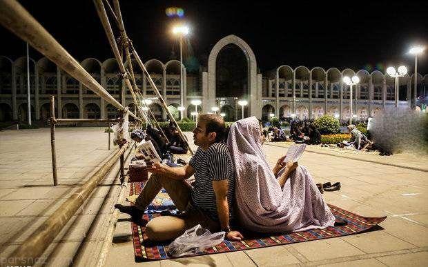 عکس های زیبا از شب های احیا ماه رمضان