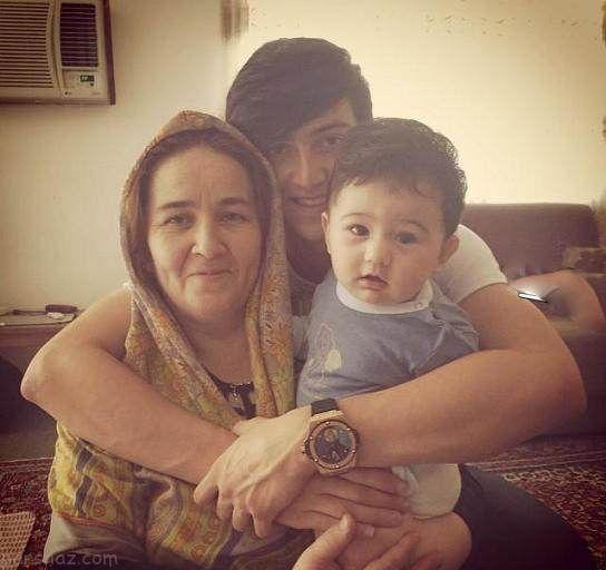 عکس هایی از زندگی لاکچری سردار آزمون فوتبالیست