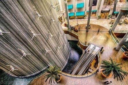 رویایی ترین آب نماهای زیبا در دنیا را ببینید