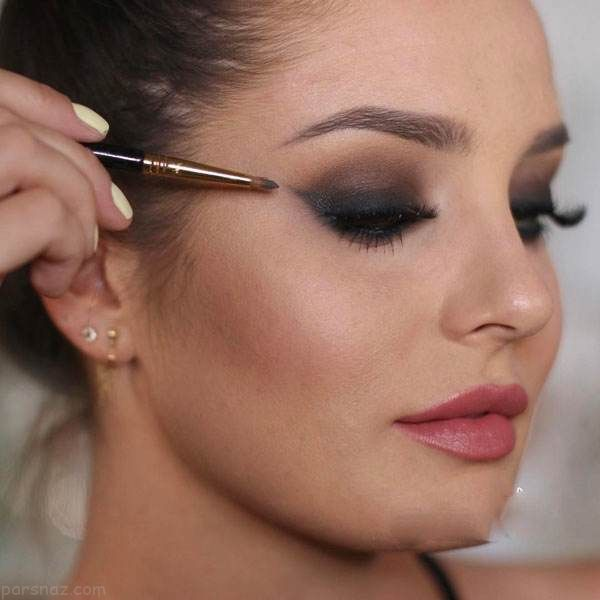 مدل های آرایش شیک و زیبا از Chloe Morello
