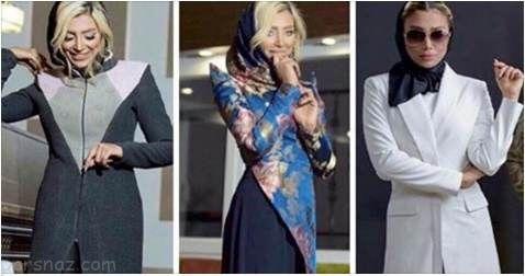 تیپ و استایل سحر قریشی و الهام عرب در یک مراسم