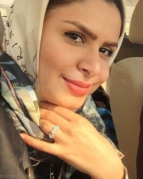 گریه مجری زن مشهور برای طلاق پدر و مادرش در برنامه زنده