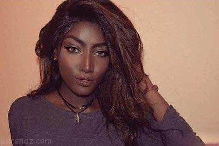 فعالیت دختر سیاه پوست در دنیای مدلینگ و فشن