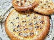 روش تهیه نان پیده ترکی خوشمزه و عالی