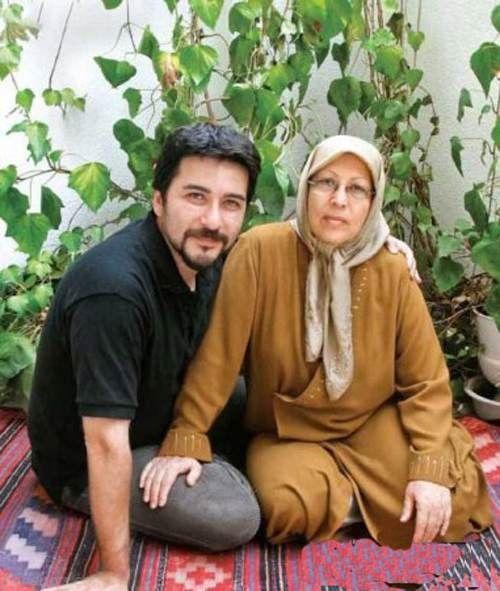 عکس بازیگران مشهور ایرانی در کنار پدر و مادر