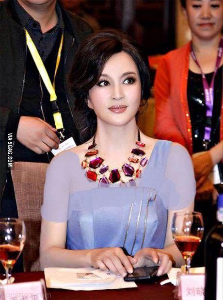چهره باورنکردنی بازیگر چینی 61 ساله را ببینید