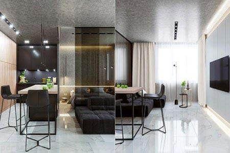 مدل های دکوراسیون برای منازل کوچک و کم جا