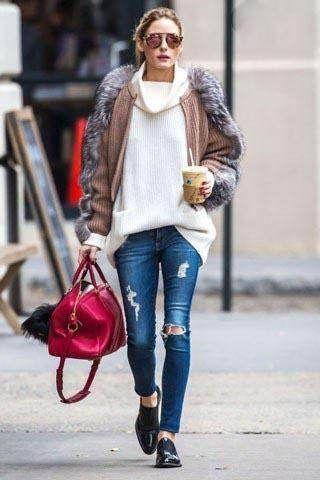 مدل شلوار لی زنانه به سبک ستاره هاش مشهور