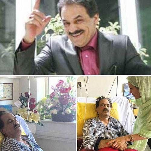 مجری مشهور تلویزیون در بیمارستان بستری شد