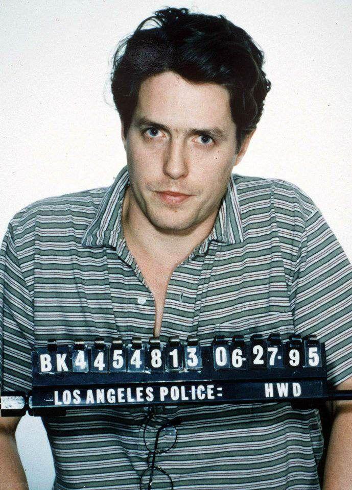 وقتی افراد مشهور توسط پلیس بازداشت می شوند