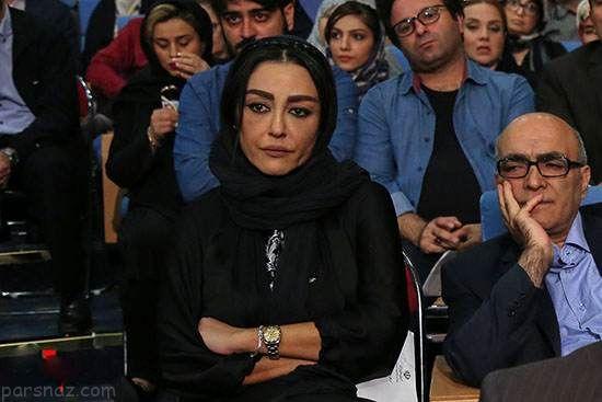 بازیگران و ستاره های ایرانی در ضیافت افطار