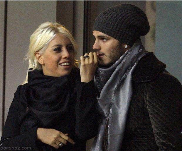 خوش گذرانی های لوکس فوتبالیست مشهور و همسرش