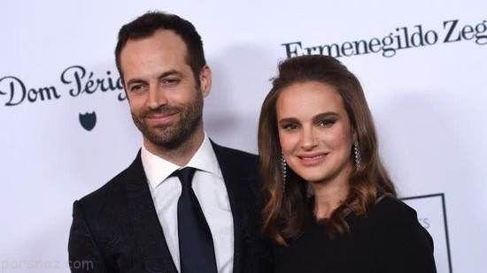 ستاره های هالیوودی که همسران خوش تیپی دارند
