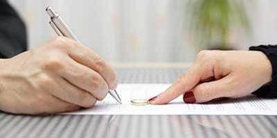 زن تحت این شرایط می تواند تقاضای طلاق کند