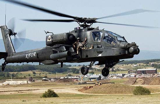 بهترین هلیکوپترهای نظامی جهان در سال 2017