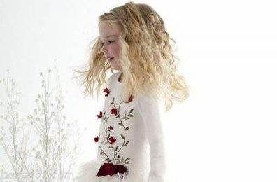 شیک ترین مدل های لباس مجلسی دخترانه 2017