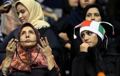 چالش جدی حضور زنان در استادیوم های ورزشی