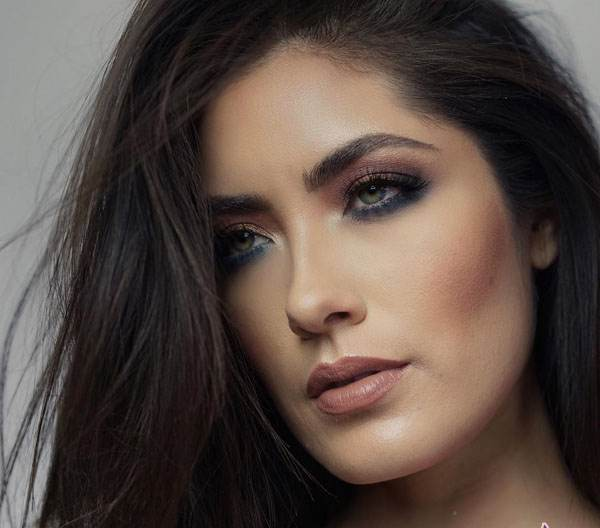 مدل آرایش نامزدی مد سال 2017 از Melissa Alatorre