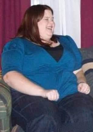 عاقبت دختر 163 کیلویی آمریکایی که مانکن شد +عکس